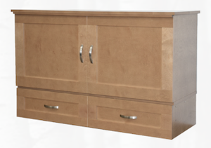 Cabinet Bed, murphy bed, small space furniture