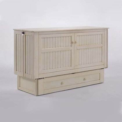 Daisy Queen Cabinet Bed with mattress