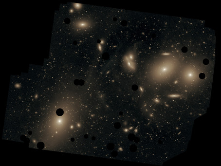 The Future History of the Universe