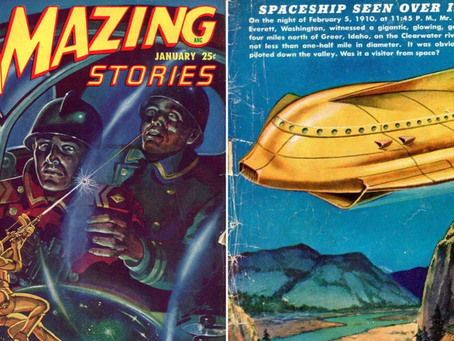 Star Trek Didn't Invent the Term 'Warp Drive!