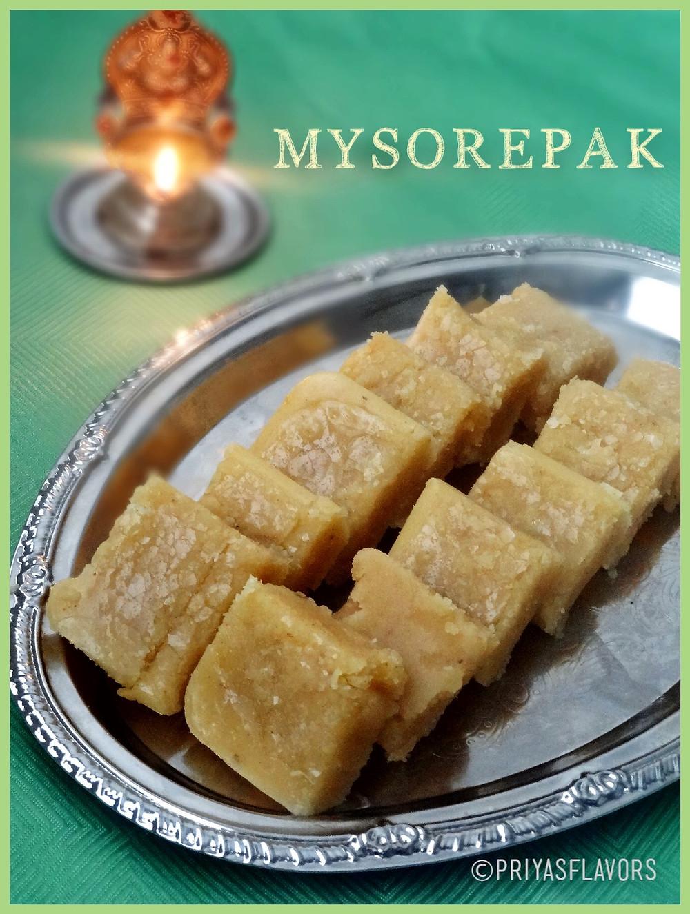 Mysorepak