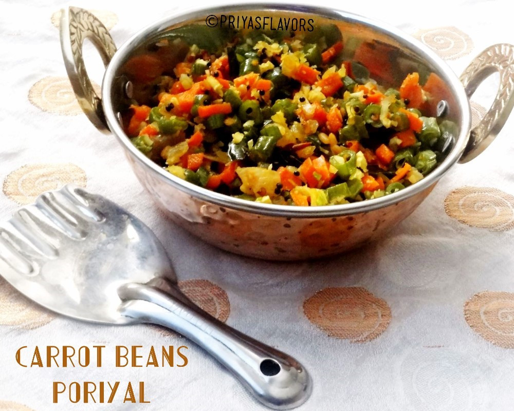 Carrot beans