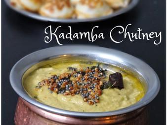 KADAMBA CHUTNEY