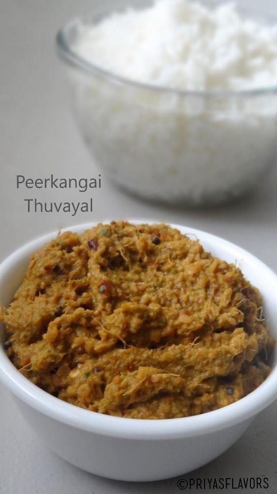 Peerkangai Thuvayal