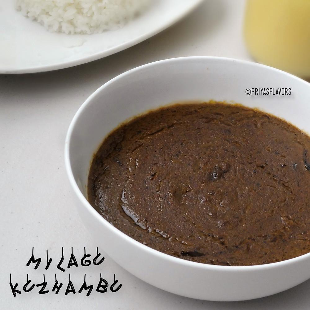 Milagu Kuzhambu