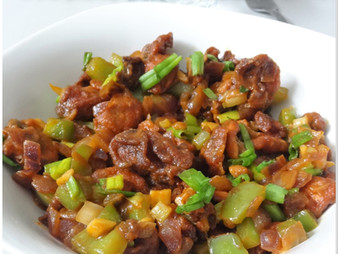MUSHROOM MANCHURIAN - GUEST POST FOR KITCHEN KATHUKUTTY