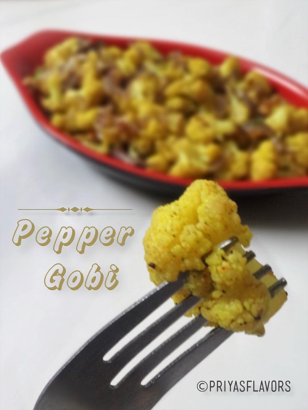 pepper gobi