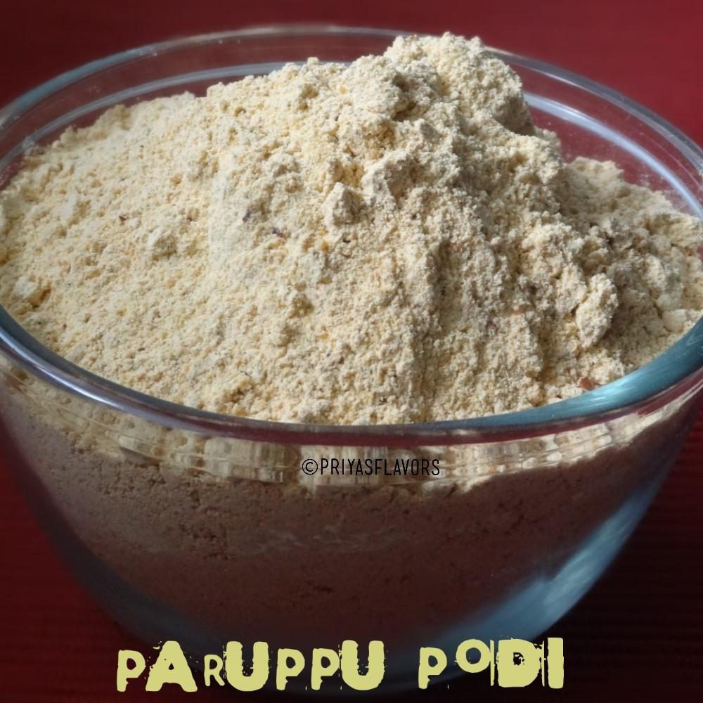 Paruppu Podi