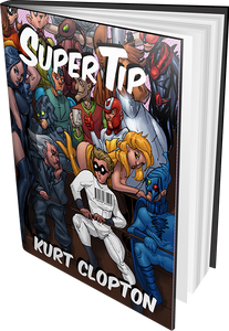 Picture of Croatian version of SuperGuy book.