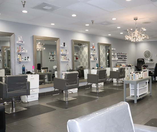 The Savvy Stylist Hair Salon - Inside the salon picture