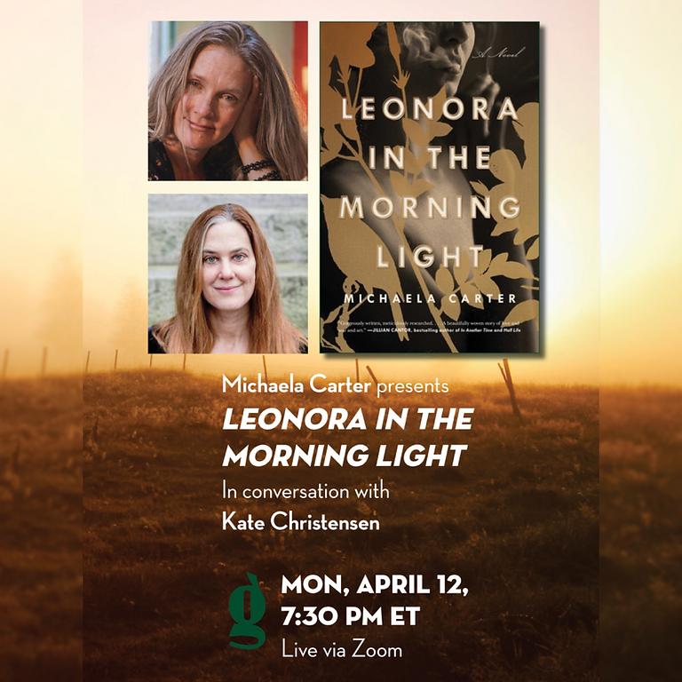 In Conversation with Award-winning Author Kate Christensen