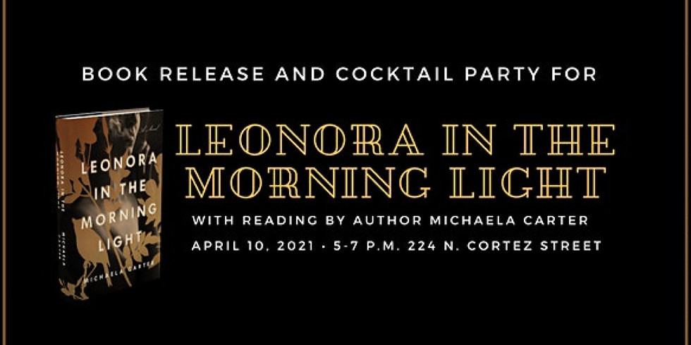 Book Release and Cocktail Party