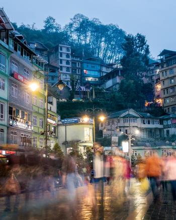 Mountain Streets