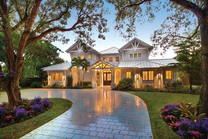 END OF YEAR STATISTICS SHOW NAPLES, FLORIDA LUXURY HOME MARKET REMAINS HOT