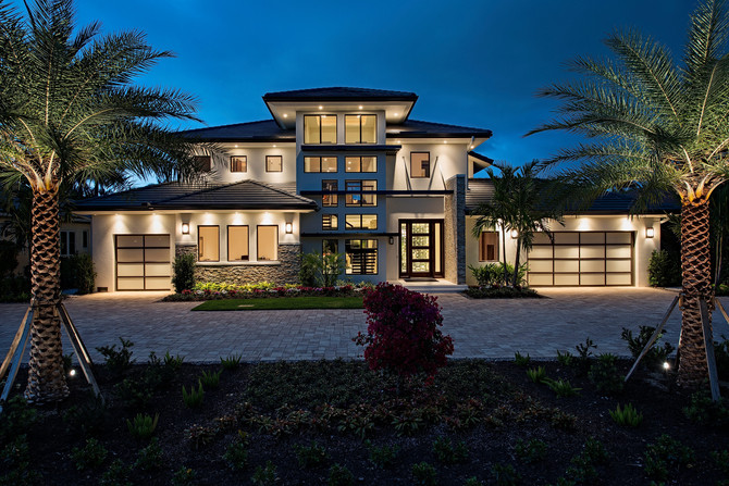 NAPLES AND MARCO ISLAND FLORIDA NEW HOUSING MARKET HAS BANNER YEAR IN 2015