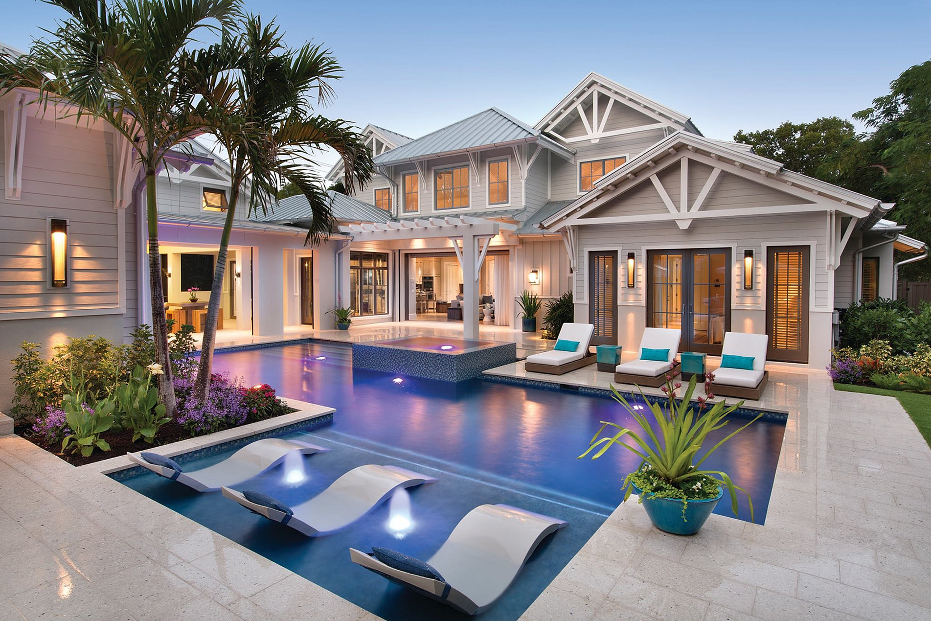 Custom Luxury Homes, Naples FL
