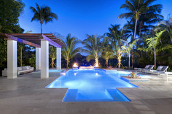 007_Sunset Pool Deck View