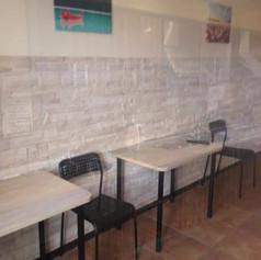 Общая кухня на 2 этаже