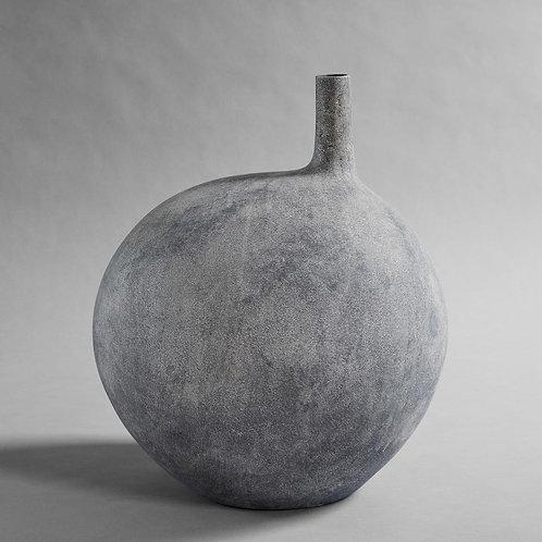 Submarine Vase, Big - Lichtgrijs