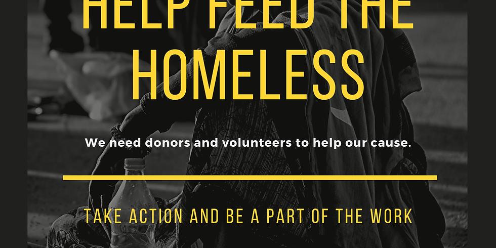 Help Feed the Homeless