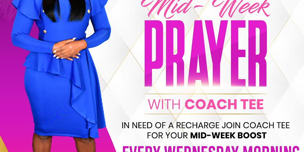 Mid-Week Prayer