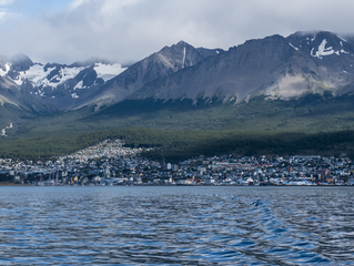Patagonia - Part 2: Puerto Natales, Parque Nacional Torres del Paine & El Calafate