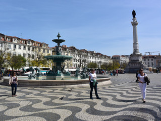 Sightseeing: Lisbon, Portugal