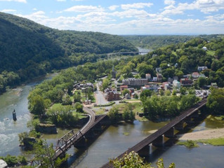 Civil War Tour: Harper's Ferry National Historic Park