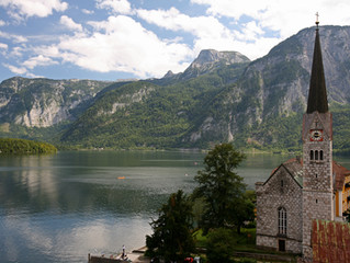 Austria: Behind the Mountains