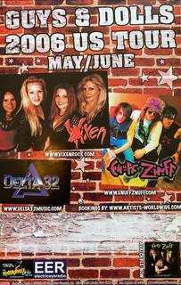 Guys & Dolls 2006 US TOUR