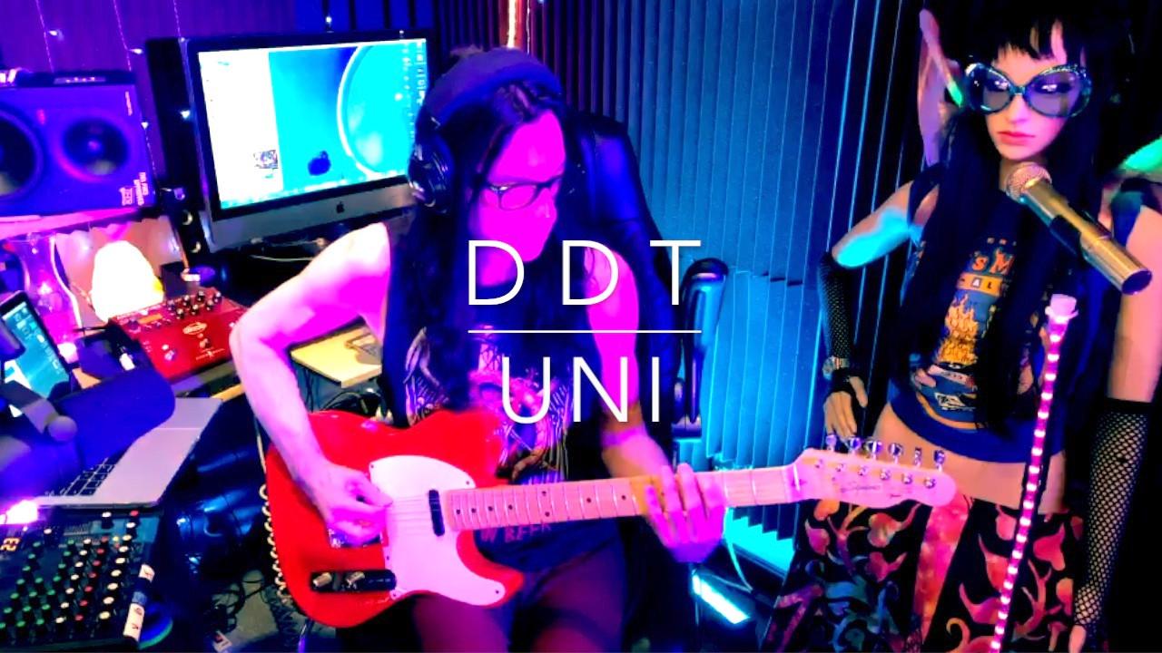 DDT - Uni (Johnny Monaco Cover)