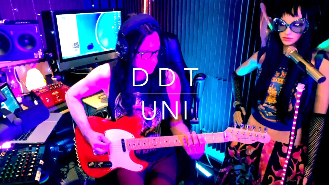 DDT - Uni (Johnny Monaco Cover)