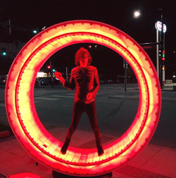 I thought it was a Stargate but it ended up just being a nightlight for those two smelly hippies