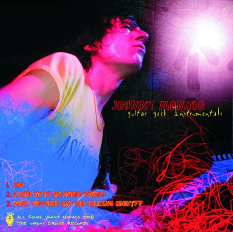 Guitar Geek Intrumentals (2008)