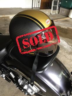 Johnny's Motorcycle Helmet (SOLD)