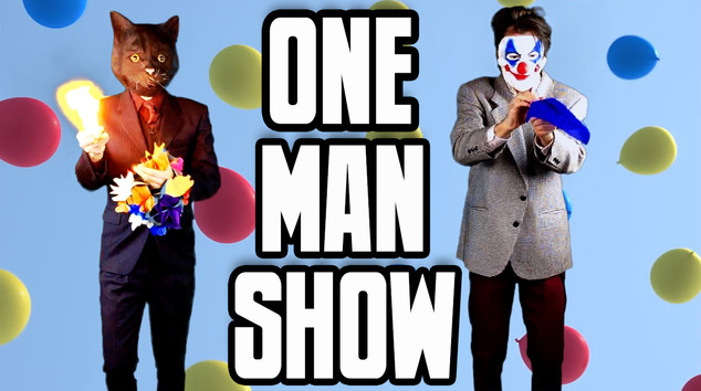 Johnny Monaco - One Man Show