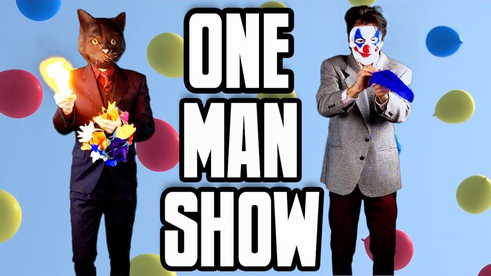 Johnny Monaco - One Man Show