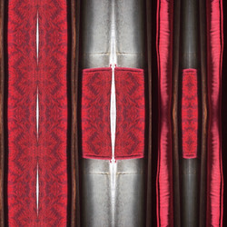 Red pattern 3