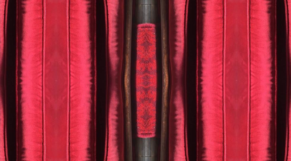 Red Triptych 2