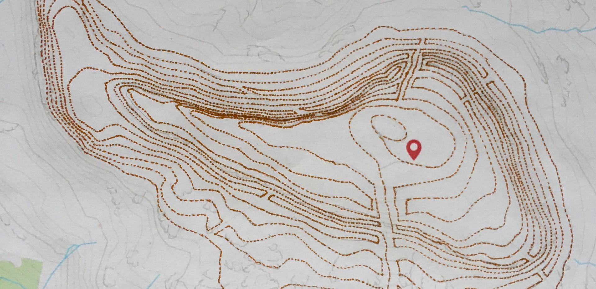 Labyrinth: map 1, 2020