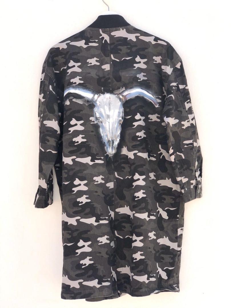 Chaqueta CARLOS.camouflage