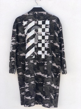Jacket CHESS.camouflage