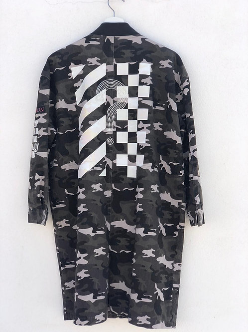 Chaqueta CHESS.CAMOUFLAGE