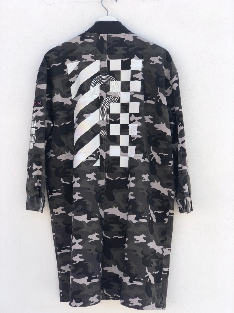 Jacket CHESS.camouflage
