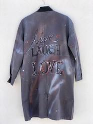 Jacket GREY.graffiti