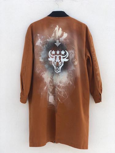 Jacket COGNAC.bull
