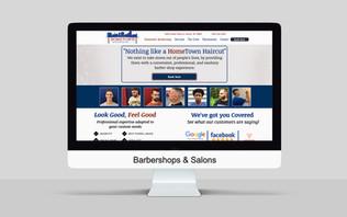 Barbershops & Salons