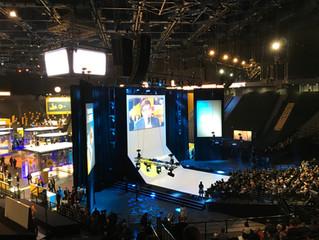 BPI réunit 37.000 dirigeants à l'accor Arena