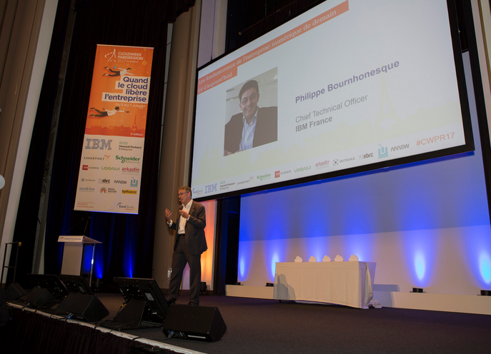 Philippe Bournhonesque, PdG d'IBM France