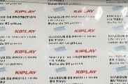 le premier lot des ateliers Kiplay